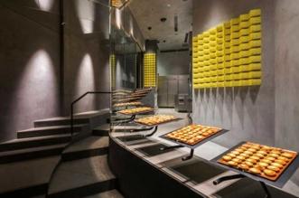 bake cheesetart boutique tartes design vietnam 6 331x219 - Cette Boutique de Tartes aux Fromages est une Bijouterie pour Gourmands
