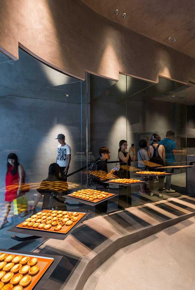 bake cheesetart boutique tartes design vietnam 8 - Cette Boutique de Tartes aux Fromages est une Bijouterie pour Gourmands