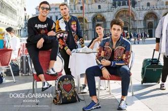 Campagne Homme Dolce Gabbana Ete 2018