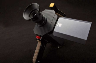 Yves Behar Camera Super 8 Kodak