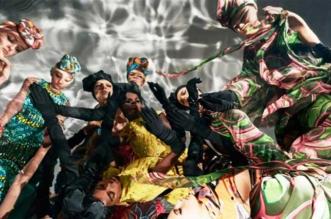 marc jacobs campagne printemps ete 2018 6 331x219 - Flou Artistique pour la Femme Marc Jacobs de l'Eté 2018