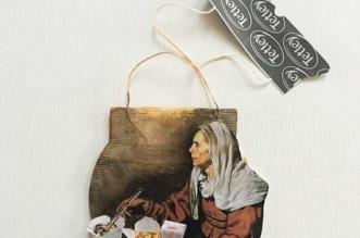 peinture miniature sachet the ruby silvious