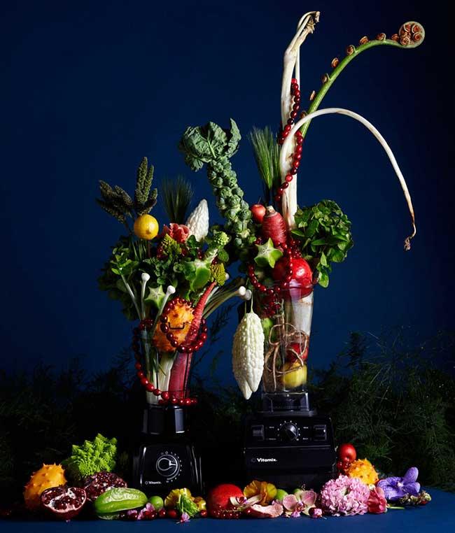 Takayuki Tanaka Compositions Florales, Quand l'Électroménager se Couvre de Fleurs et de Plantes