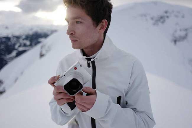 Leica Snow White Edition Limitée, Leica Snow White, une Edition Limitée pour les Jeux Olympiques