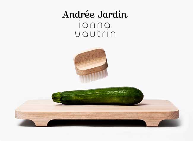 brosses fruits legumes andree jardin ionna vautrin, Authentiques Brosses à Légumes par la Designer Ionna Vautrin