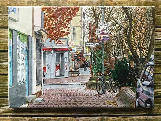 carnets croquis berlin keir edmonds, Cet Anglais Illustre sa Vie d'Expat à Berlin sur ses Carnets