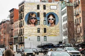 Gucci Street Art Fresques Urbaine Ignasi Monreal