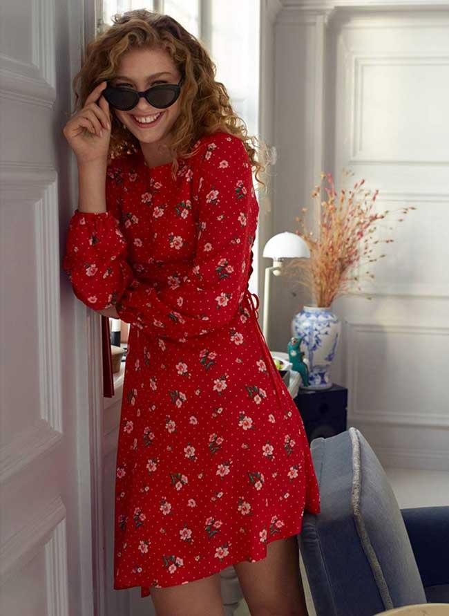 hm femmes style parisien lookbook, La Femme H&M Joue la Parisienne pour ce Printemps