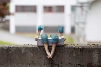 lene kilda sculptures figurative inacheve art