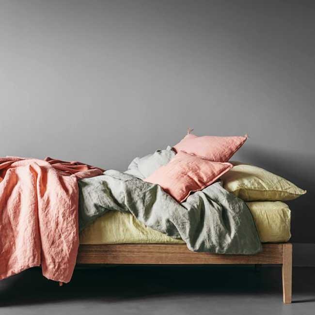 zara home intemporel lin printemps 2018, L'Elégance Intemporelle du Lin dans la Maison par Zara Home
