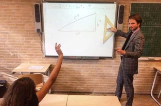 prof maths robert ligtvoet instagram