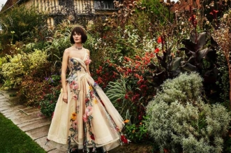 sam rollinson photo mode harpers bazaar uk