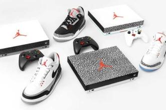 Air Jordan x Microsoft XBox