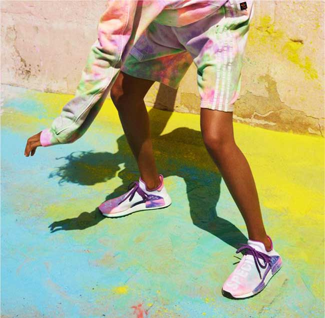 Adidas Pharrell Williams Campagne, Adidas et Pharrell Williams Célèbrent le Printemps en Inde