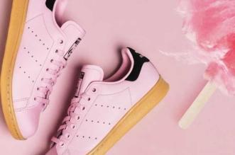 adidas stan smith wonder pink black rose