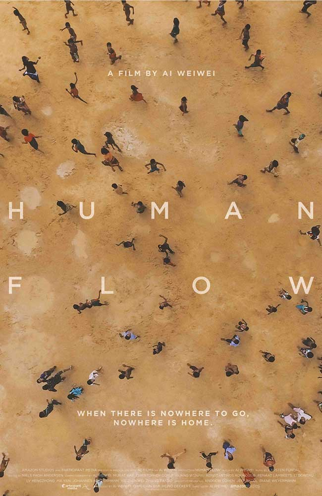 Human Flow Film Documentaire