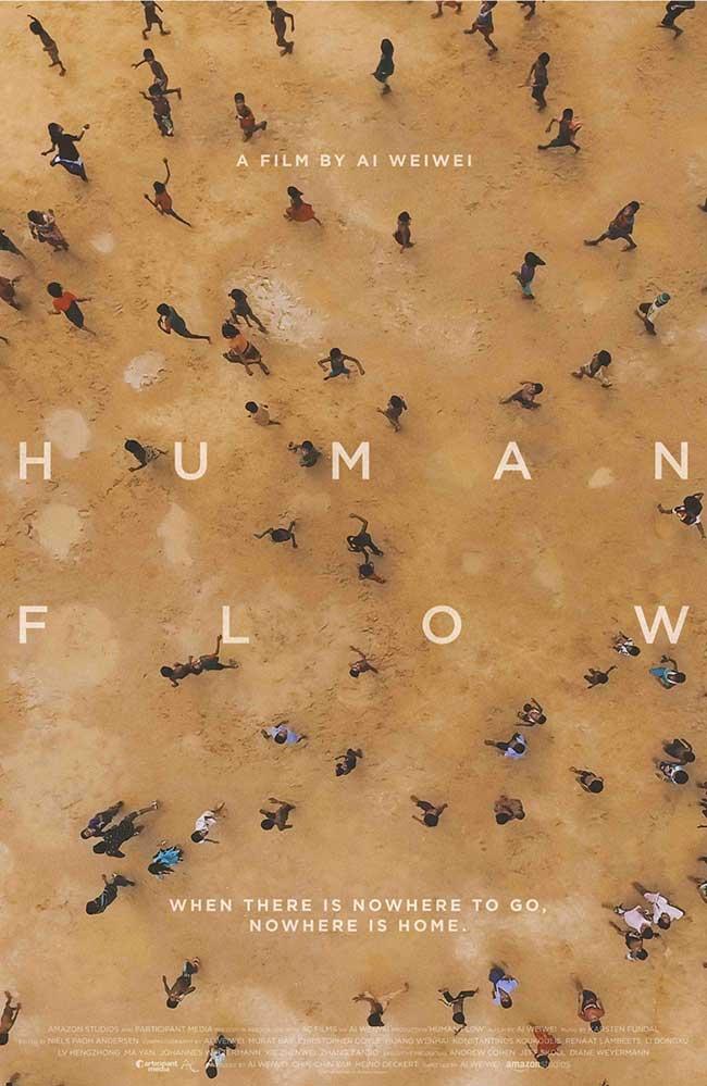 Human Flow, le Film qui Rappelle le Cauchemar Quotidien de 65 Millions de Migrants (vidéo)