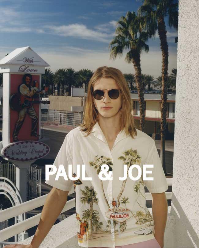 Campagne Paul Joe Ete 2018 Lunettes, Virée Fleurie à Las Vegas pour Paul & Joe l'Ete Prochain