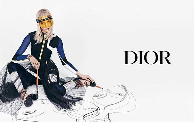 dior club 1 visor lunettes soleil visiere femme, Avec sa Visière Dior vous Fait Oublier les Solaires