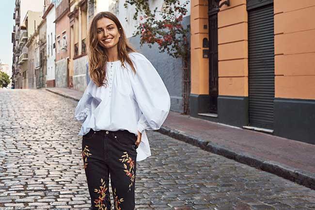 hm femmes campagne printemps ete 2018, La Femme H&M s'offre un Ete à Buenos Aires en Argentine