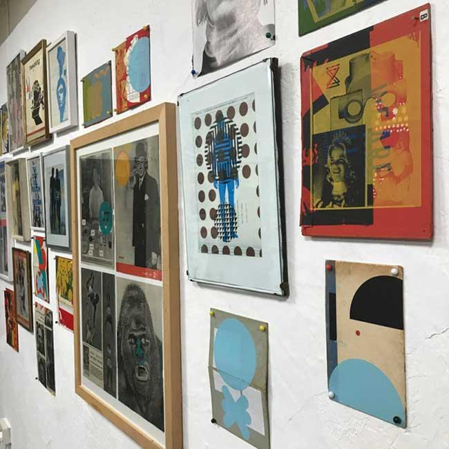 jimmy turrell livres recycle art, Il Recycle en Oeuvres d'Art 1000 Livres Achetés sur eBay