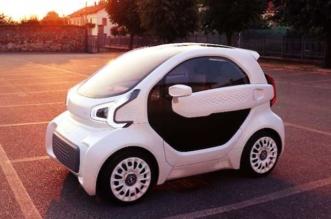 lsev xev voiture electrique imprimee 3d