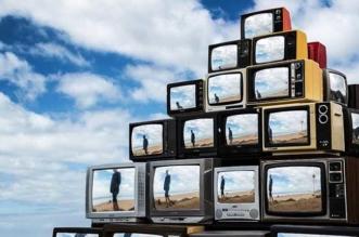 shirin abedinirad installation art televiseur pyramide