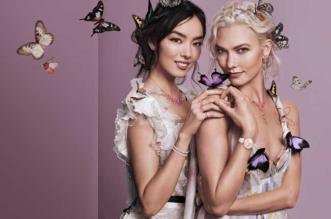 swarovski bijoux ete 2018 campagne Karlie Kloss