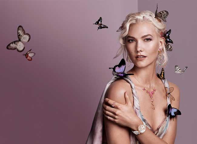 swarovski bijoux printemps ete 2018 campagne, Swarovski s'offre une Campagne Estivale Enchanteresse (video)
