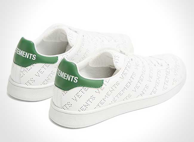 vetements adidas Stan Smith copies baskets