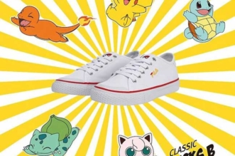 Baskets Pokemon Fila