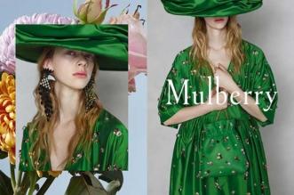 campagne mulberry ete 2018 02 331x219 - Un Ete en Fleurs et en Rayures pour Mulberry