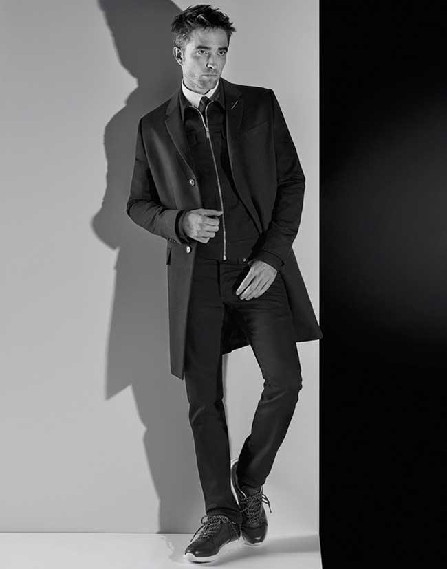 Dior Homme Hiver 2018 2019, Dior Habille pour l'Hiver Prochain Robert Pattinson