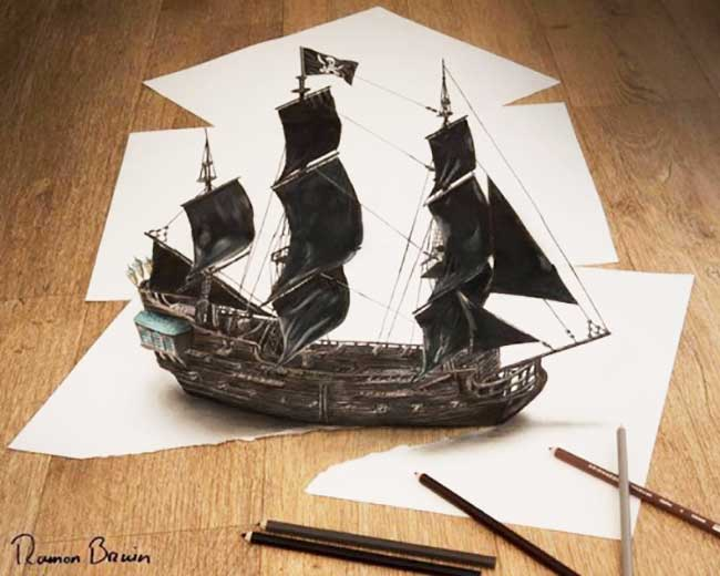 illustrations-anamorphose-ramon-bruin-3d