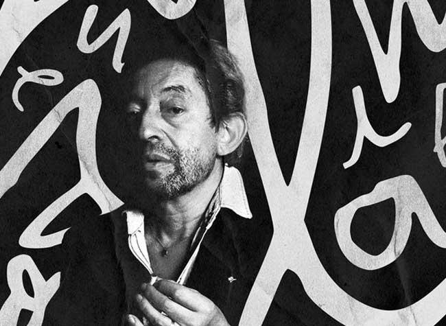 songwriters-fonts-polices-caractere-chanteurs, Ecrire comme Bowie, Gainsbourg, Lennon, Cobain c'est Possible
