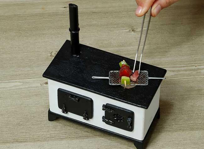 cuisine miniature mini turk mutfagi