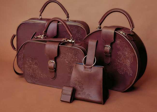alyssa miller pilgrim bagages 2 - Pilgrim la Nouvelle Ligne de Sacs et Bagages par Alyssa Miller