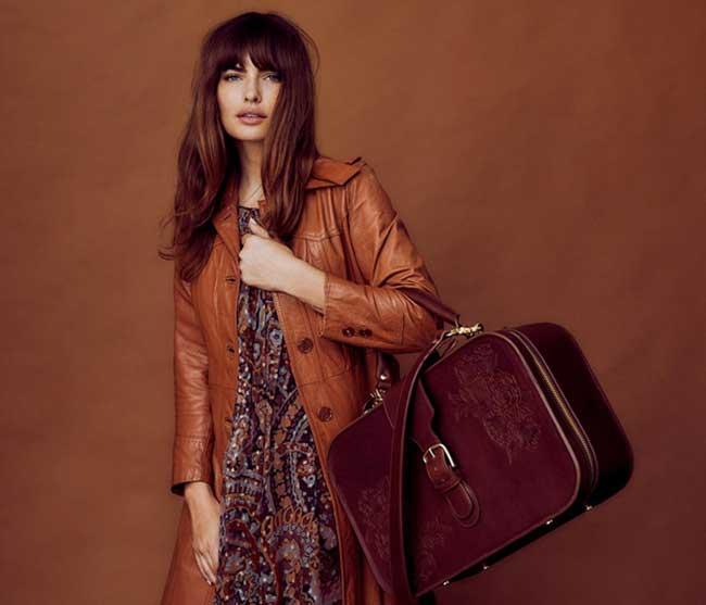 alyssa miller pilgrim bagages 3 - Pilgrim la Nouvelle Ligne de Sacs et Bagages par Alyssa Miller
