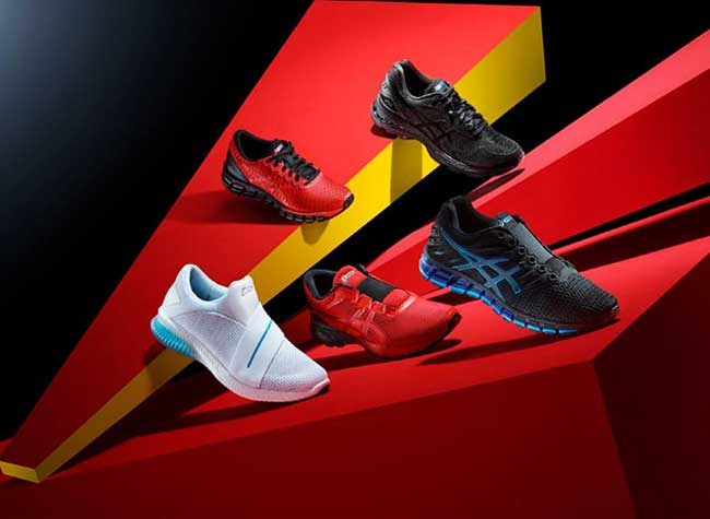 asics disney pixar baskets incredibles indestructibles, Les 'Indestructibles' ont leurs Baskets chez Asics x Disney·Pixar