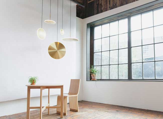 chrona suspensions luminaires graypants, Graypants Chrona une Série de Suspensions Célestes (video)