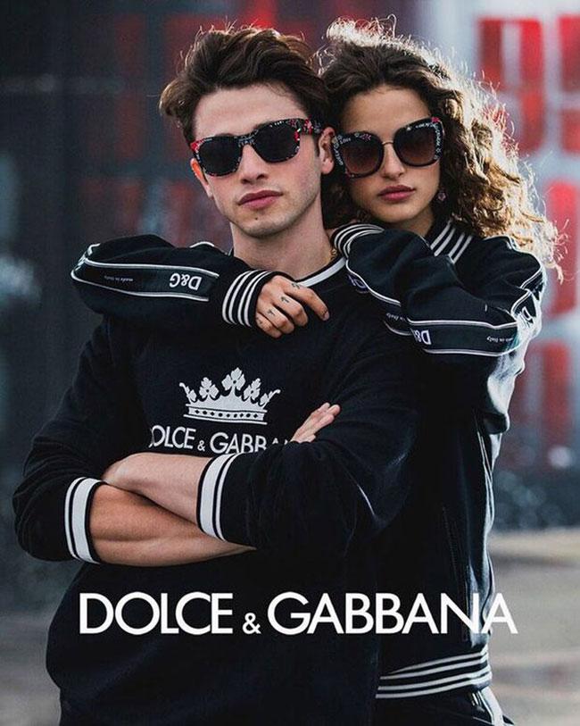 dolce gabbana lunettes soleil dggraffiti eyewear