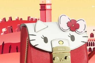 furla hello kitty sacs accessoires collection
