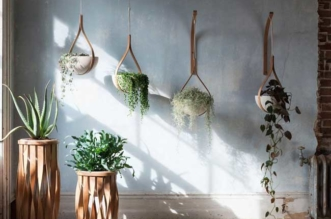 green range jardinieres sculptures tom raffield