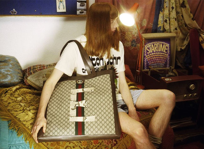gucci diy personnalisation sac baskets en ligne, Personnaliser les Sacs et Baskets Gucci… c'est Possible (video)