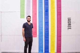 Dima Yarovinsky Installation Art Reseaux Sociaux Contrat