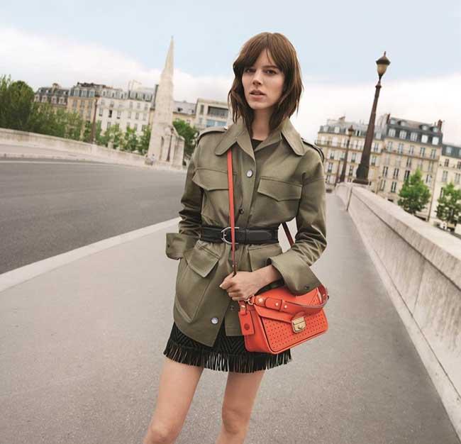 longchamp sacs-printemps ete 2018 paris, Longchamp nous Fait Visiter les Jardins du Luxembourg à Paris