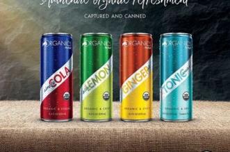 organic red bull soda cola bio naturel