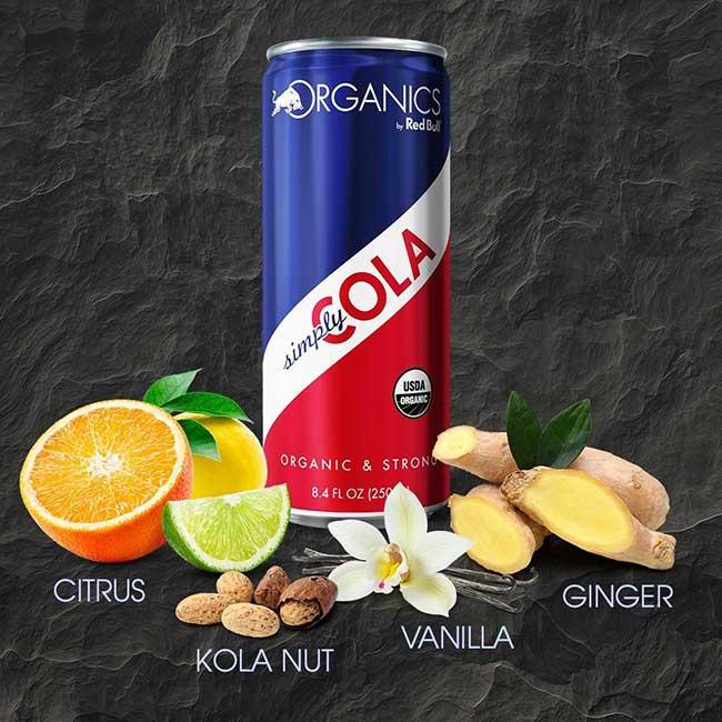 organic red bull bio, Organic Red Bull, les Sodas et Cola Bio en Canettes