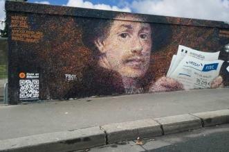 pascal boyart pboy street art code qr bitcoin