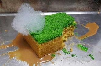 ben churchill desserts illusion art